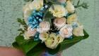 lumanari nunta arad trandafiri crim si lisiantghus